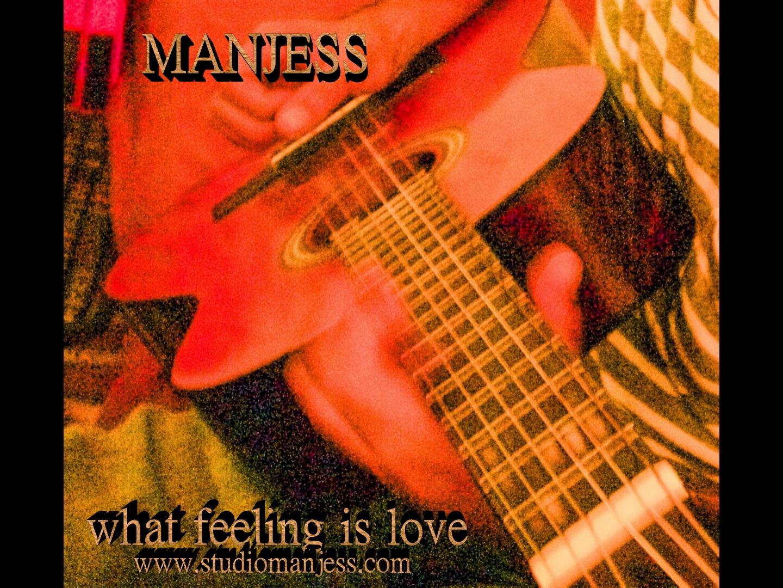 Studiomanjess what feeling is love