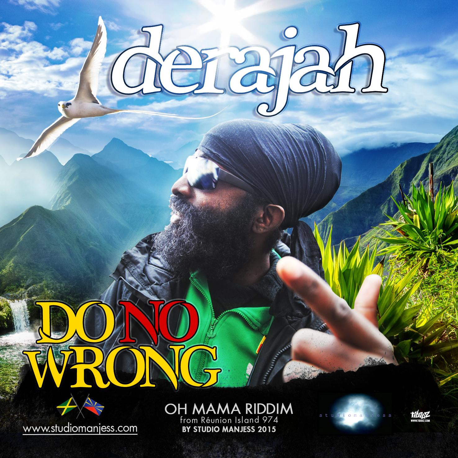 Front derajah do no wrong studio manjess 2015